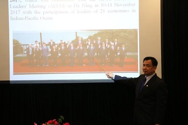 Fomentan nexos de amistad Vietnam-Ucrania hinh anh 1