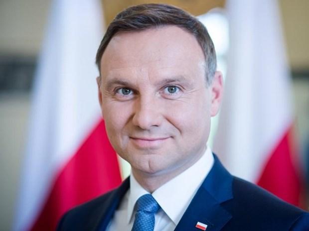 Presidente de Polonia visitara Vietnam hinh anh 1