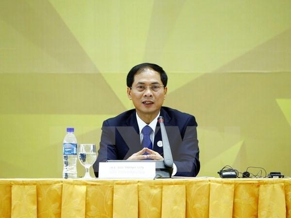 Vietnam y Belgica acuerdan intensificar cooperacion multifacetica hinh anh 1