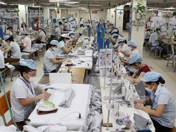 Inauguran en Ciudad Ho Chi Minh exposicion internacional de industria de confecciones textiles hinh anh 1