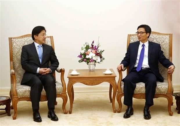Destacan significado del Foro de Sudcorea-Vietnam para el Futuro hinh anh 1