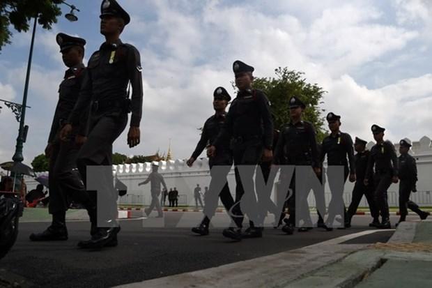 Tailandia: explosion de bomba mata a un policia hinh anh 1