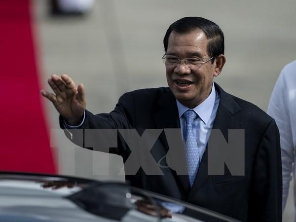 Premier de Camboya confirma estado estable del pais tras disolucion del CNRP hinh anh 1