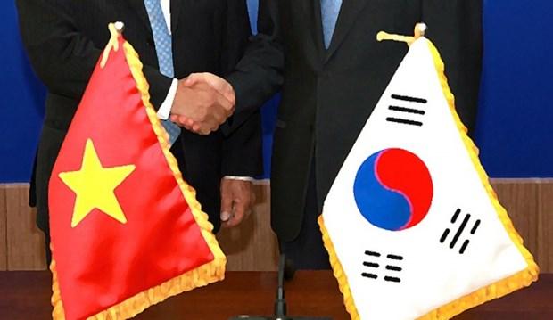 Ciudad Ho Chi Minh y Sudcorea fomentan cooperacion hinh anh 1