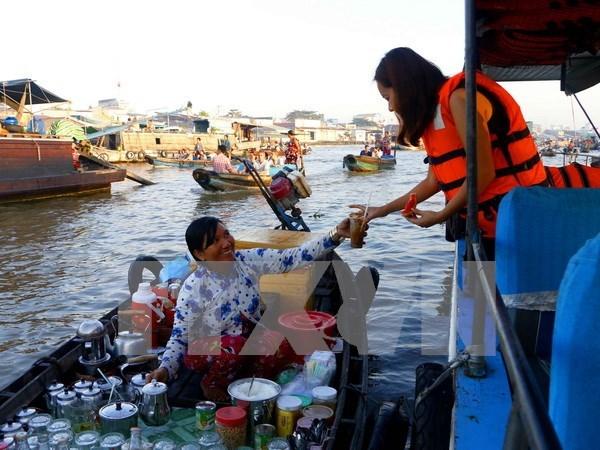Colombia desea impulsar cooperacion turistica con provincia sudvietnamita de Can Tho hinh anh 1
