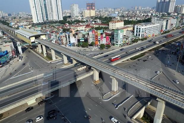 Vietnam saluda inversion de Vision Transportation en infraestructura de transporte hinh anh 1