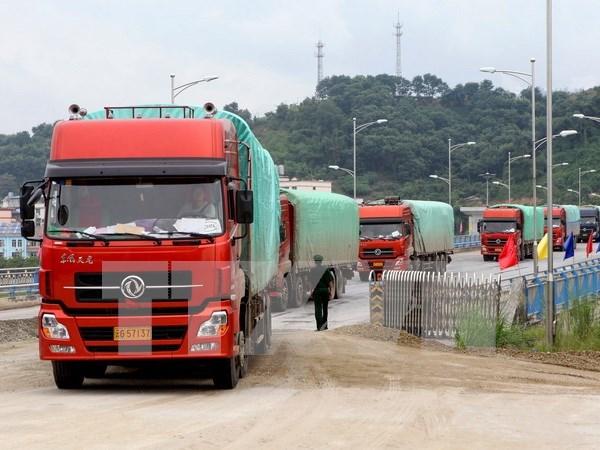 Fortalecen Vietnam y China cooperacion integral en corredor economico hinh anh 1