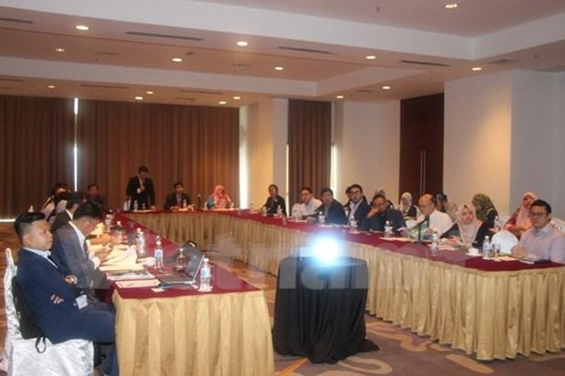 Promueven inversiones malasias en sector inmobiliario de Ciudad Ho Chi Minh hinh anh 1