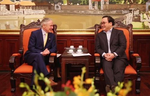 Vietnam e Irlanda amplian cooperacion hinh anh 1