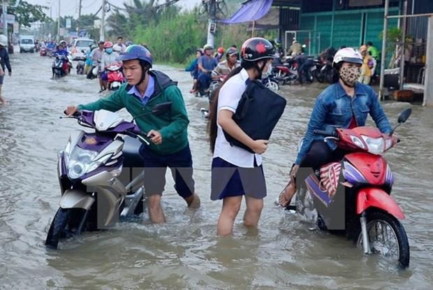 Green Climate apoya Vietnam en adaptacion al cambio climatico hinh anh 1
