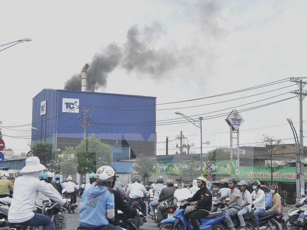 Buscan elevar calidad del aire en ciudad vietnamita de Can Tho hinh anh 1