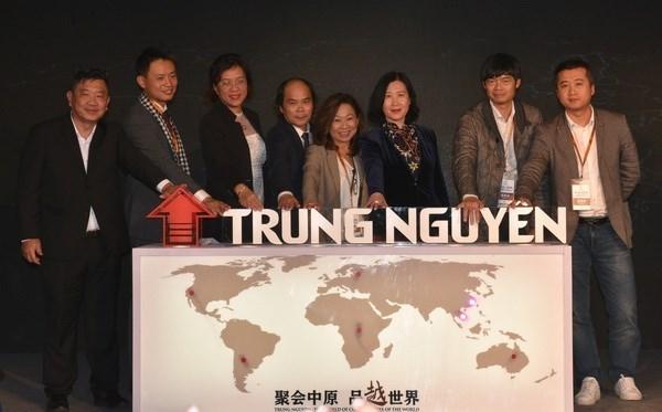 Grupo cafetero vietnamita Trung Nguyen inaugura oficina representativa en China hinh anh 1