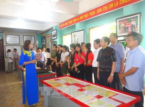 Exposicion confirma soberania de Vietnam en Hoang Sa y Truong Sa hinh anh 1