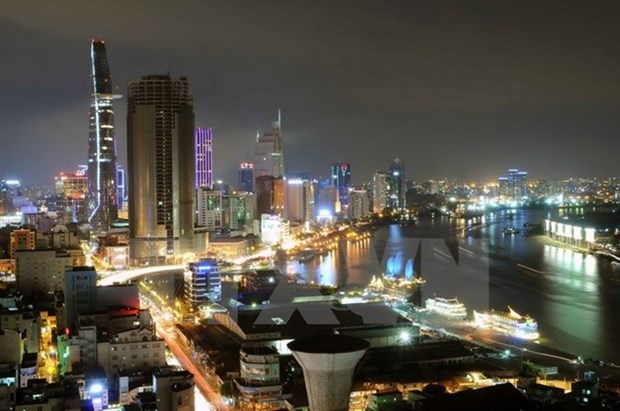 Anuncian proyecto de convertir Ciudad Ho Chi Minh en urbe inteligente hinh anh 1