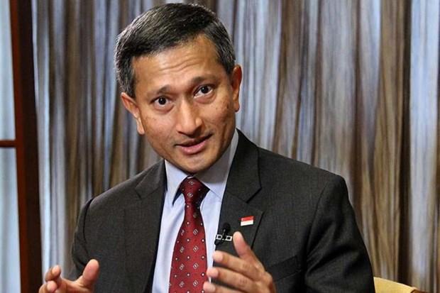 Singapur prioriza la integracion de ASEAN hinh anh 1