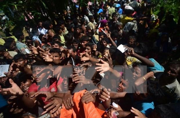 Presidente de Bangladesh expresa optimismo ante crisis de refugiados hinh anh 1
