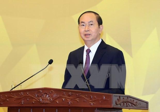 Exito del APEC 2017 crea nuevo impulso para proceso vietnamita de integracion internacional hinh anh 1