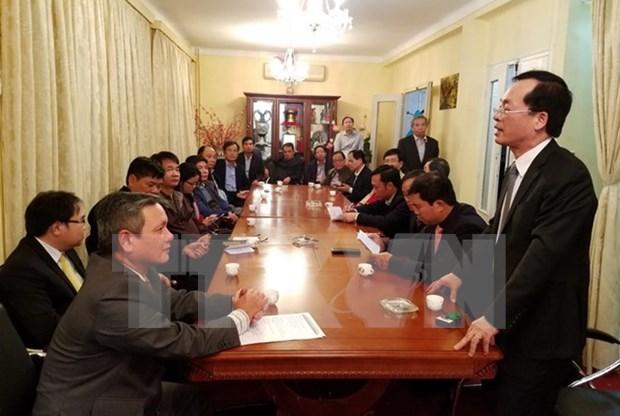 Vietnam y Argelia buscan intensificar relaciones multifaceticas binacionales hinh anh 1