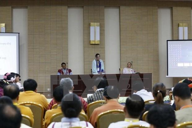Conferencia Panglong del siglo XI se efectuara en enero de 2018 en Myanmar hinh anh 1