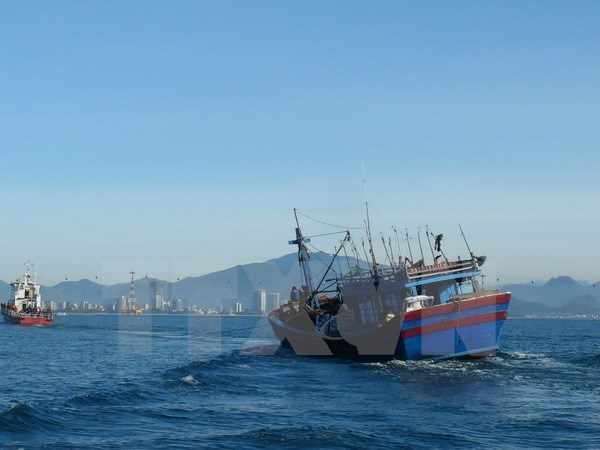 Rescatan a marino victima del ataque cardiaco en aguas vietnamitas hinh anh 1