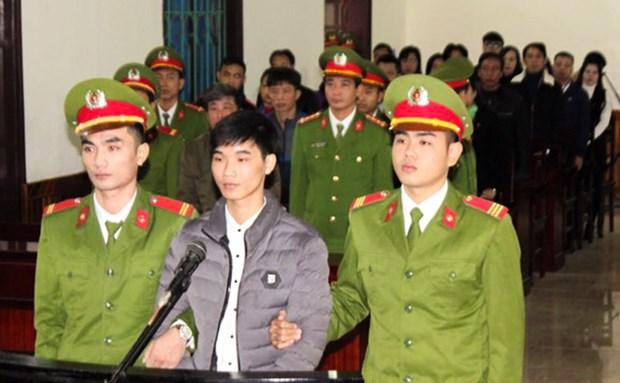 Condenan a tres anos de carcel a sujeto proveniente de Ha Tinh por propaganda contra el Estado hinh anh 1