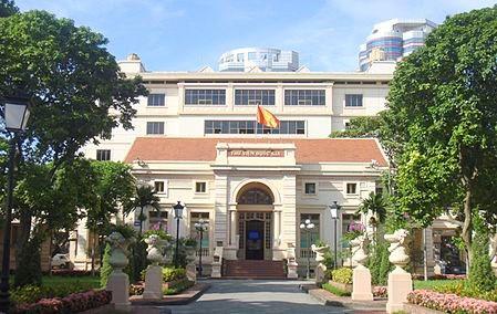 Biblioteca Nacional de Vietnam conmemora centenario de su fundacion hinh anh 1