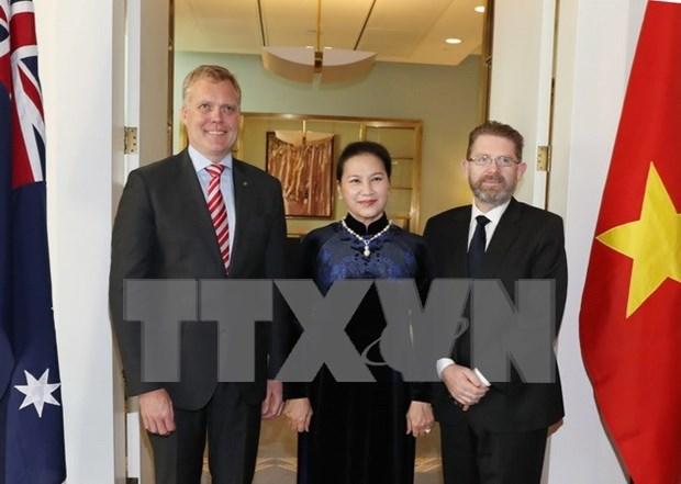 Vietnam y Australia profundizan lazos parlamentarios hinh anh 1