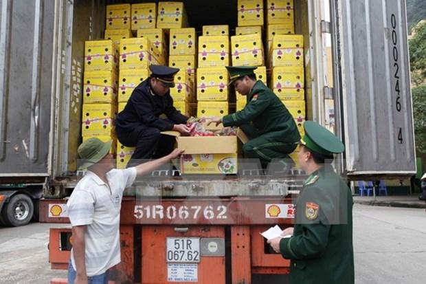 Vietnam y China refuerza cooperacion en lucha contra contrabando hinh anh 1