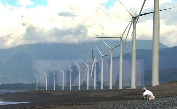 Inauguran en provincia sudvietnamita construccion de primera planta de energia eolica hinh anh 1