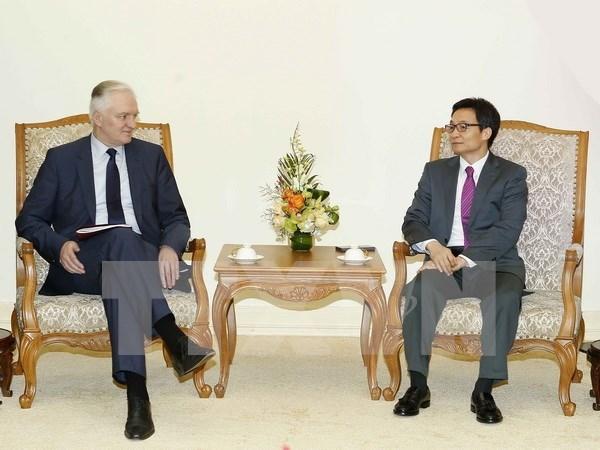 Vietnam y Polonia fortalecen cooperacion en educacion hinh anh 1