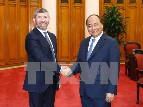 Vietnam desea recibir mas inversiones de Italia hinh anh 1