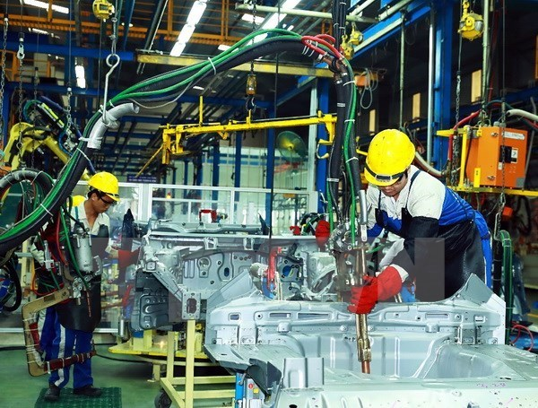 Vietnam busca mejorar capacidad de micro, pequenas y medianas empresas hinh anh 1