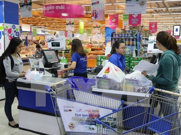 IPC de Ciudad Ho Chi Minh crecio en 0,17 por ciento en noviembre hinh anh 1