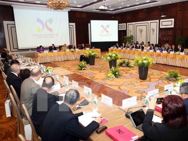 Ciudad vietnamita de Da Nang acoge reunion de gobernadores de ASEF hinh anh 1
