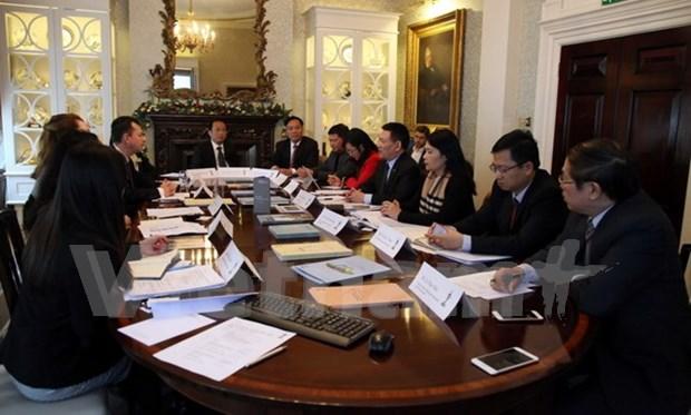 Vietnam y Reino Unido agilizan lazos en auditoria hinh anh 1