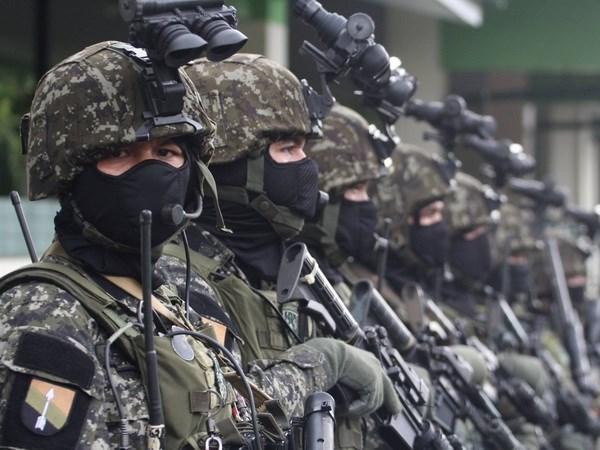 Filipinas arresta a experto en bombas del grupo terrorista Abu Sayyaf hinh anh 1