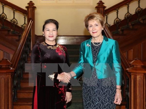 Impulsan cooperacion entre Vietnam y estado Australia Occidental hinh anh 1