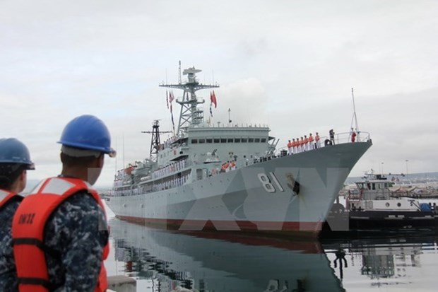 Armadas de China y Vietnam realizaran patrullaje conjunto hinh anh 1