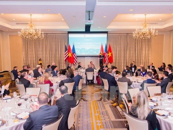 Estados Unidos concede importancia impulso de relaciones con Vietnam hinh anh 1