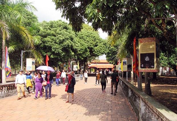 Quang Ninh promociona legado cultural de dinastia Tran hinh anh 1