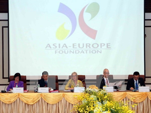 Asia y Europa afianzan su cooperacion e integracion hinh anh 1