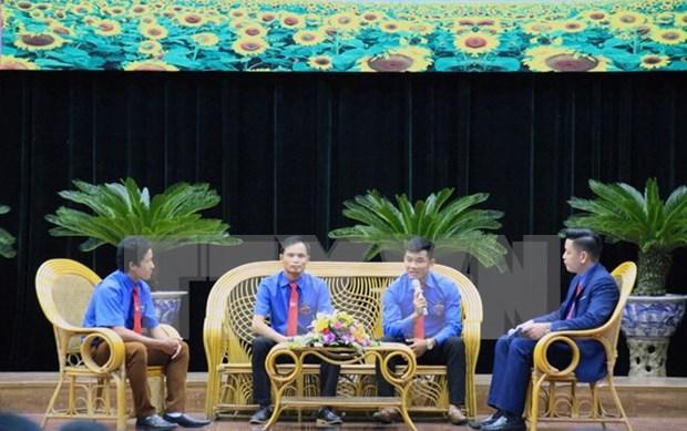 Entregan en Vietnam el Premio Nacional al Voluntariado 2017 hinh anh 1