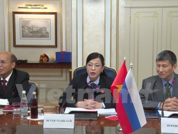 Rusia dispuesta a compartir con Vietnam experiencias en resolucion de quejas hinh anh 1