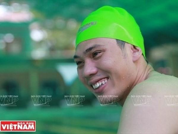 Vietnam consigue primera medalla en campeonato mundial de para-natacion en Mexico hinh anh 1