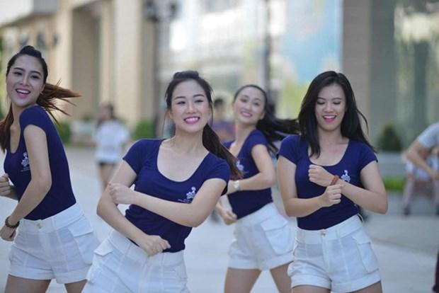 Celebran en Hanoi programa de danza para elevar conciencia sobre igualdad de genero hinh anh 1