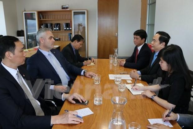 Vietnam propone ayuda de Nueva Zelanda en reestructuracion agricola hinh anh 1