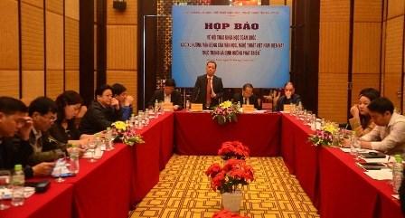 Analizaran tendencias literarias y artisticas en Vietnam hinh anh 1