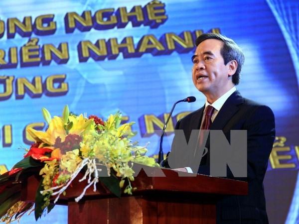 Vietnam creara condiciones favorables para aplicacion de tecnologias inteligentes hinh anh 1