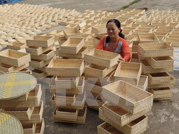 Vietnam mejora cadena de valor de produccion artesanal hinh anh 1