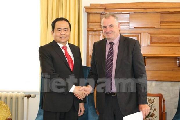 Vietnam y Nueva Zelanda fortalecen relacion de asociacion integral hinh anh 1